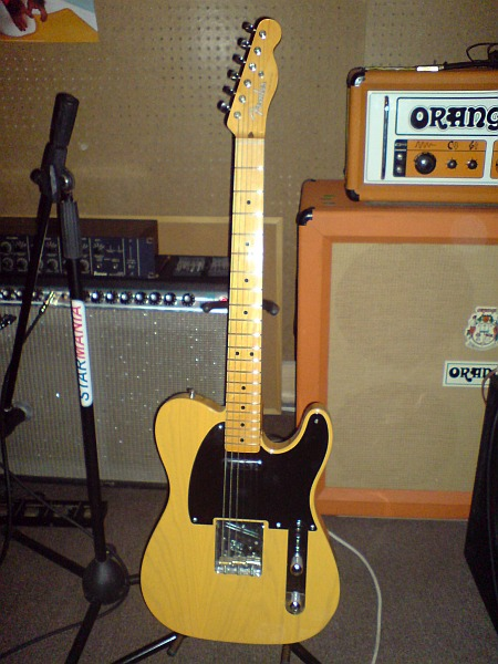 Fender 52 Reissue Telecaster 2008
