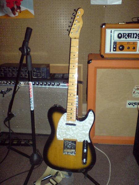 Fender Custom Classic Telecaster 2007