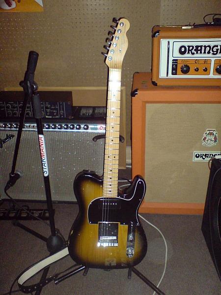 Fender Telecaster Standard P90
