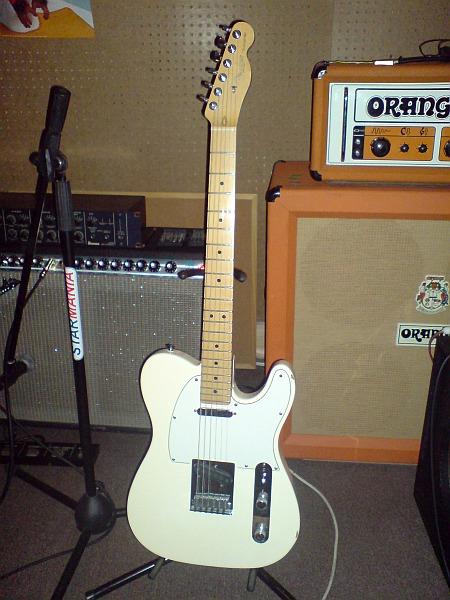 Fender Telecaster Standard 2002