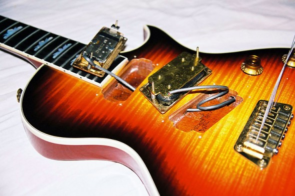 Gibson Nighthawk Custom