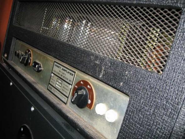 1976 Hiwatt DR504 (Custom 50)