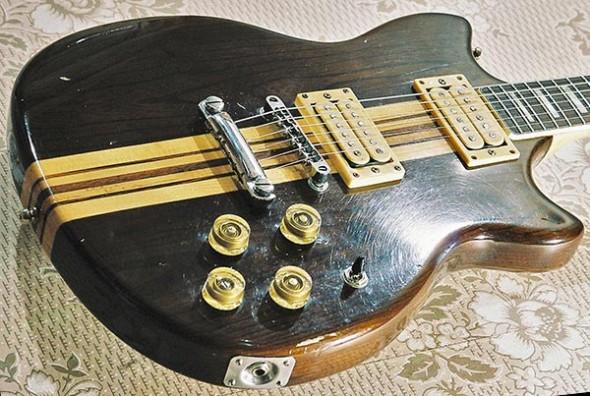 Arai Matsumoku alias gitara Johny Pro II