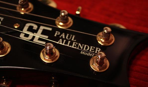 PRS SE - Paul Allender